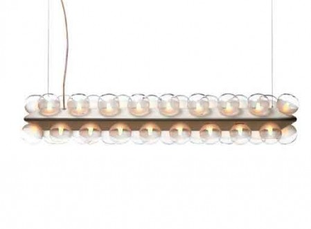 Prop Light Double Suspension Light