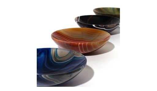 Brazilian Agate Bowls