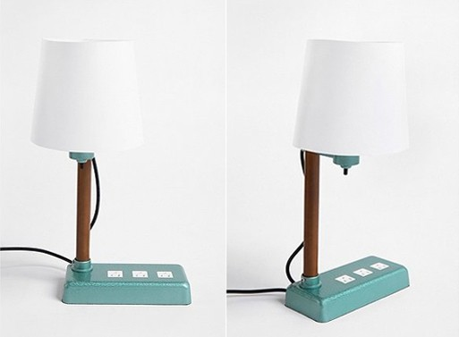 Rich Brilliant Willing Lamp at UO