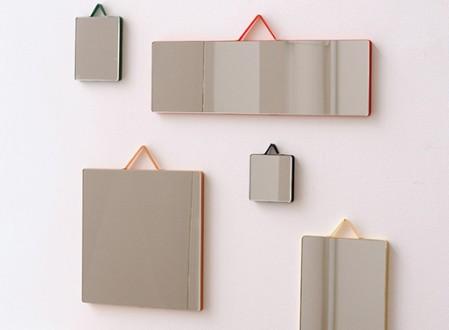 Ruban Mirrors by Inga Sempé