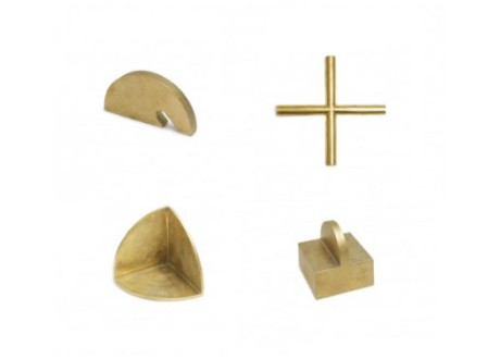 Saikai Toki Brass Objects