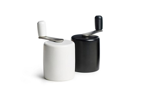 Lissoni Salt and Pepper