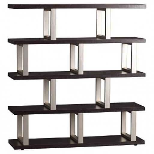 Scaffold 5-shelf Bookcase