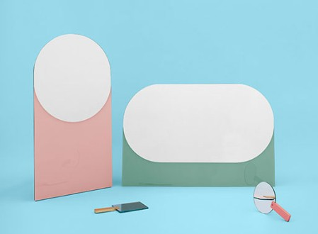 Shapes Mirror: Oblong