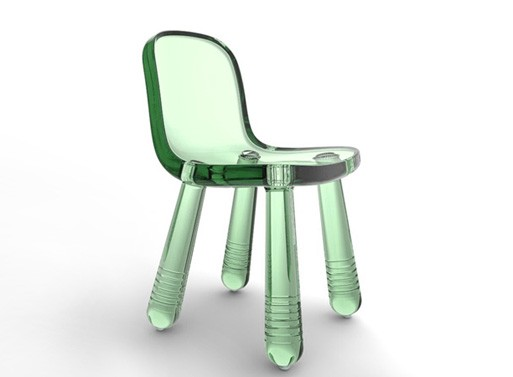 Sparkling Chair by Marcel Wanders