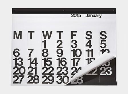 Stendig Oversized Calendar