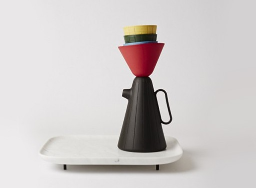 "Sucabaruca Memphis ""Pop"" Coffee Service"