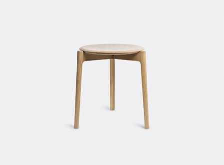 'Svelto' Round Stacking Stool