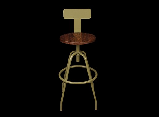 Swivel Work Stool