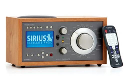 Tivoli Sirius radio