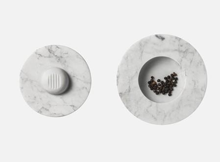 Table Mortar by Mark Braun