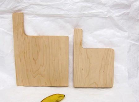 Waka Waka Cutting Boards