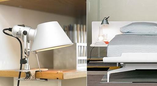 Tolomeo Clip Spot Lamp