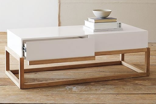 Top-Drawer Coffee Table