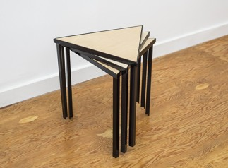 Triangle Stacking Tables