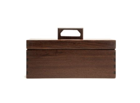 Tropical Walnut Abner Tool Box