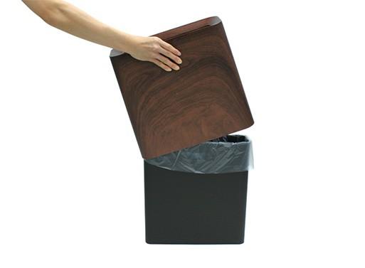 Tubelor Grande Trash Bin