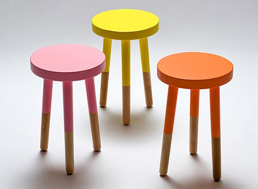 Milking Stool by UM Project