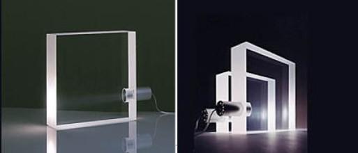 Tokujin Yoshioka: Tofu lamp
