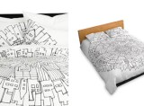 Urban Mandala Bed Linens