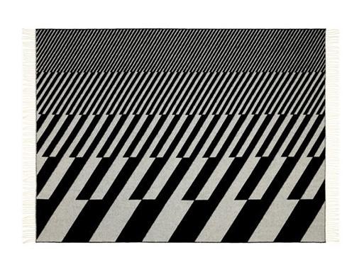 Diagonals Girard Wool Blanket by Vitra