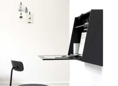 Wall Desk by Norm.Architects