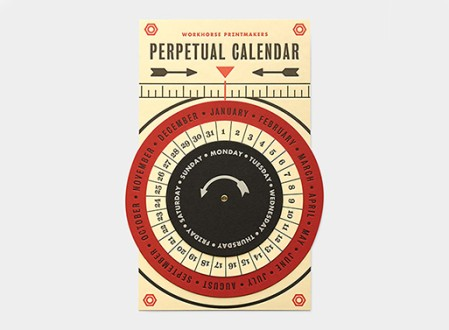 Workhorse Perpetual Calendar