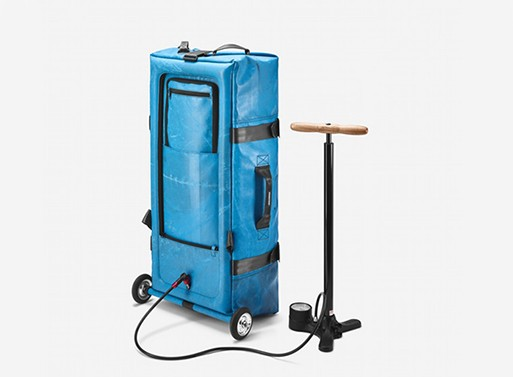 Zippelin Travel Bag by FREITAG