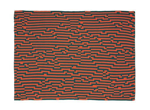 Zuzunaga's Zoom In + Zoom Out Blankets