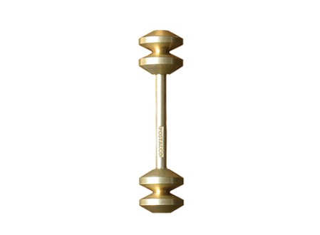 Abacus Totem Key Holder