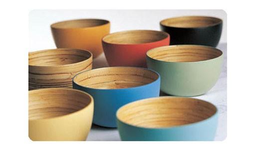Bamboo Bowl by bambu