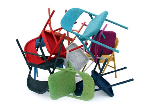 Felt Chairs