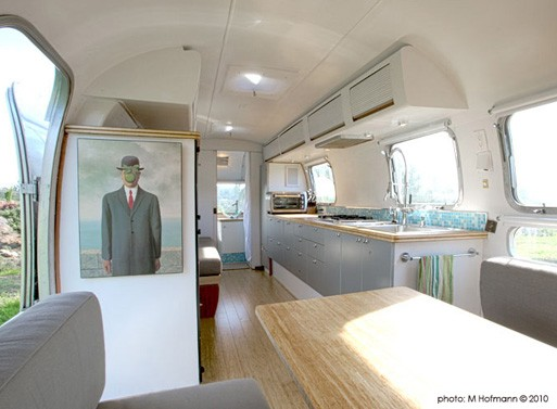 HofArc Airstream Renovation