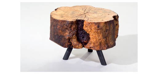 Albero (Wood Table/Stool)