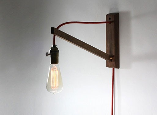 Wall Lamp - Wall Lamp — ACCESSORIES -- Better Living Through Design