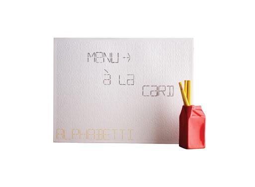 Lowercase Alphabetti Papermats