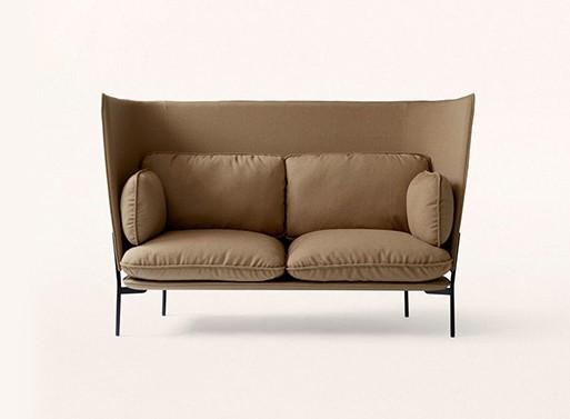 Cloud High Back Sofa