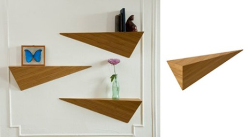 Angle Shelf by ALS Designs
