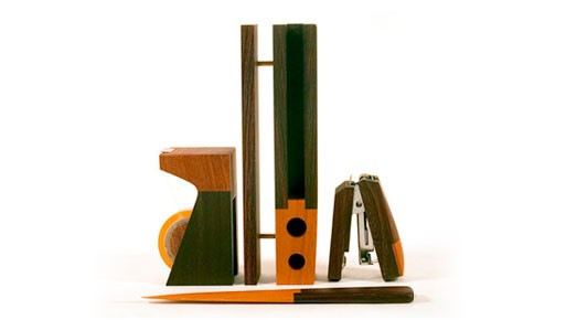 Areaware Desk Set from Singgih Kartono
