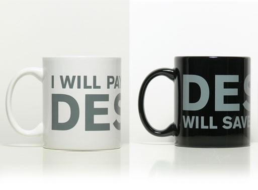 Goodesign + DWSTW Coffee Mug Set