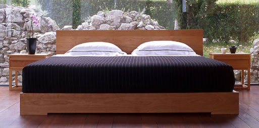 Atlantico: 011 Bed in Cherry