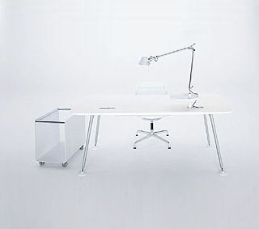 Atm Desk By Jasper Morrison Desk Work Better Living