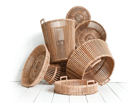 Fair Trade Basket Collection