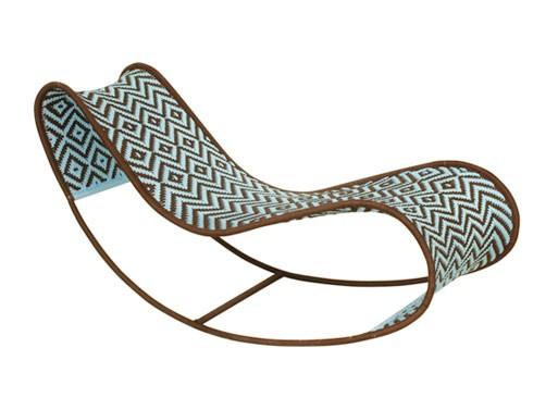 Bayekou Rocking Chaise