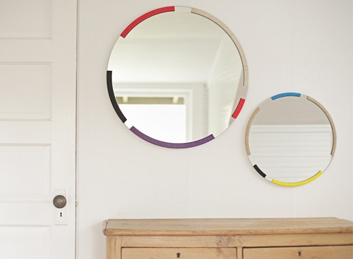 Bound Mirrors by Grain