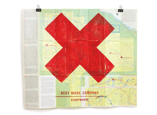 Best Made Company Map Prints