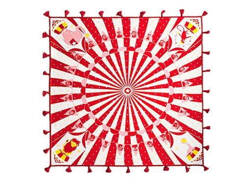 Big Top Tablecloth