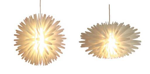 Big & Little Bang Pendant Lights