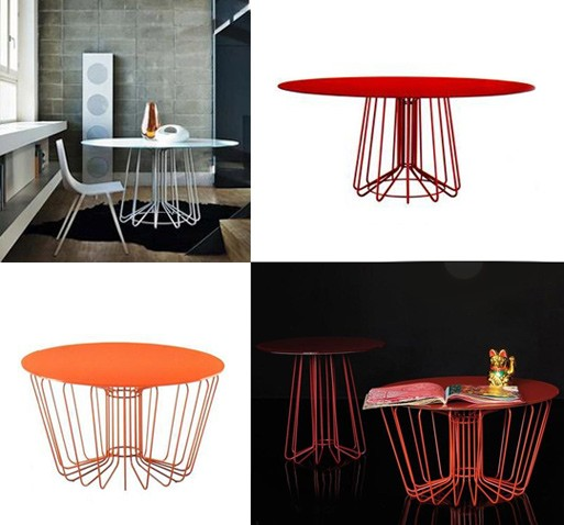 Bigwire & Wire Table Collection