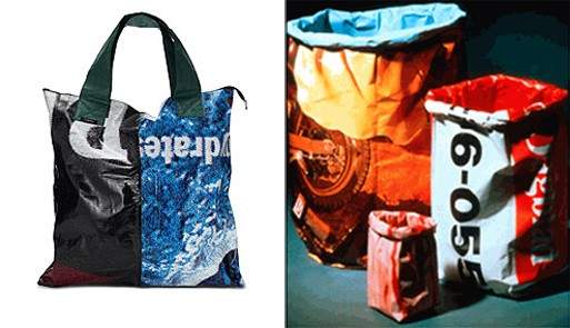 Billboard Bag and Paperbag